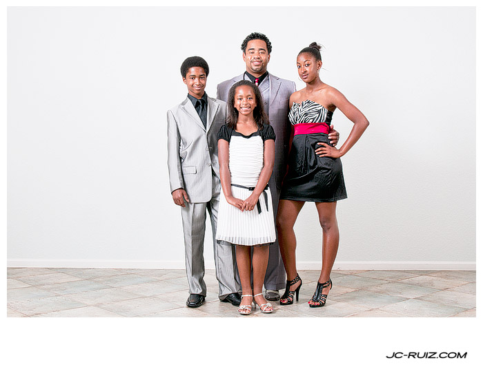 Miramar Family Photo Shoot
