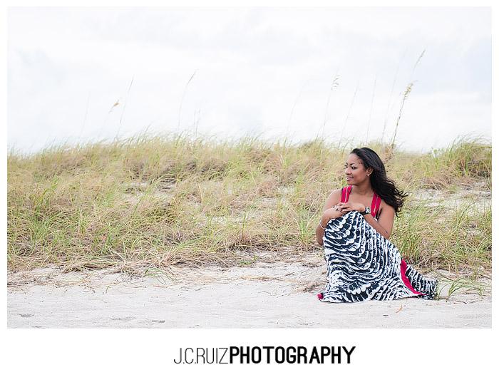 A Miami Beach Portrait Session