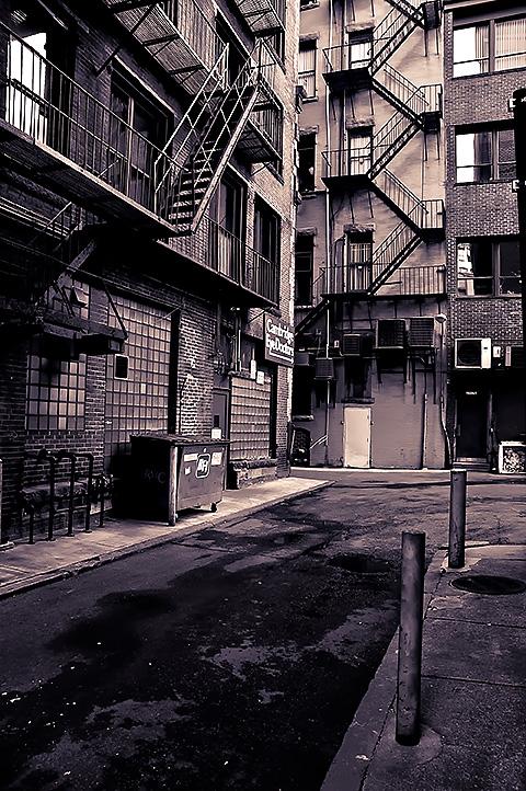 Boston Alley