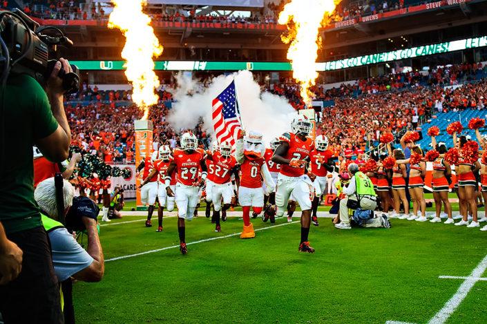 Miami Hurricanes Open the 2016 Season With a Bang