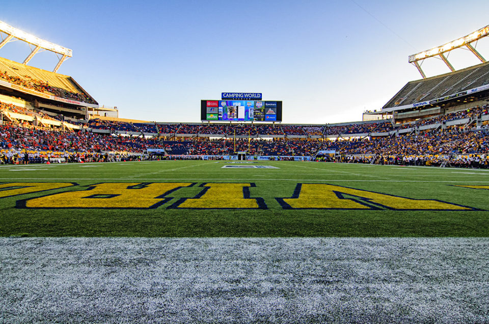 2016 Russell Athletic Bowl – Game Photos