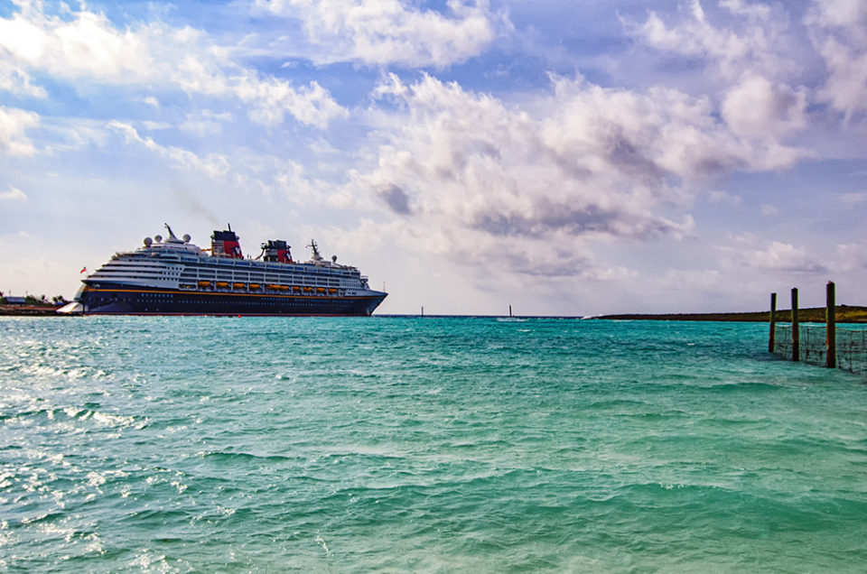 Cruising on the Disney Magic to Castaway Cay