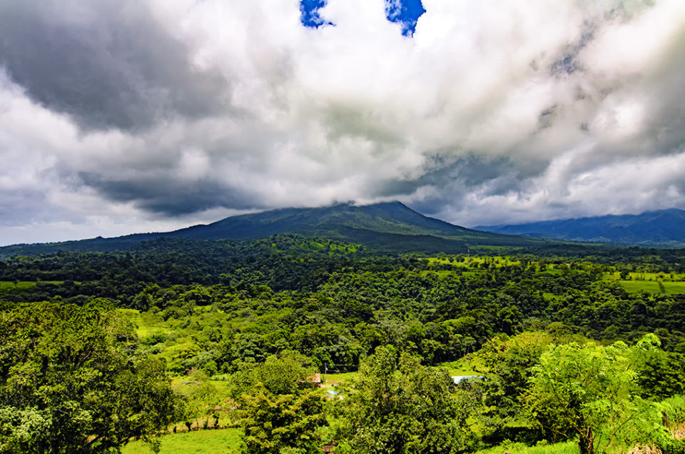 Exploring the Arenal Volcano in Costa Rica