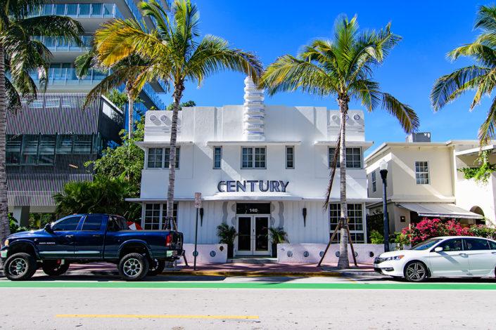 Century Hotel, Miami Beach